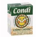 Panna di Soia da Cucina Bio - CONDI'