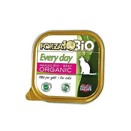 Patè Gatti Manzo Bio - FORZA10BIO