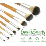 Pennello ombretto di precisione - GREEN&BEAUTY