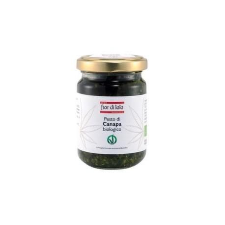 Pesto di Canapa Bio - FIOR DI LOTO