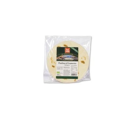 Piadina di Frumento senza Lievito - BAULE VOLANTE