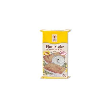 Plumcake di Grano Saraceno - LA CITTA' DEL SOLE