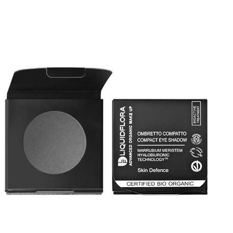 Ricarica Ombretto Compatto Biologico 02 - Grey Fannel - LIQUIDFLORA