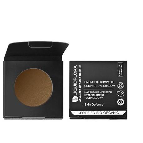 Ricarica Ombretto Compatto Biologico 03 - Brown Vibrant - LIQUIDFLORA
