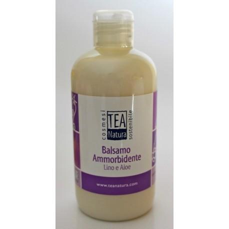 Balsamo ammorbidente al Lino e Aloe - TEA NATURA
