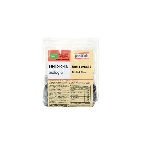 Semi di Chia Bio 150g - FIOR DI LOTO