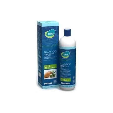 Shampoo all'olio d'oliva - BJOBJ