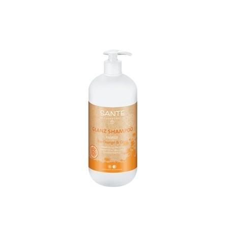 Shampoo Lucentezza con Arancio e Cocco 950ml - SANTE NATURKOSMETIK