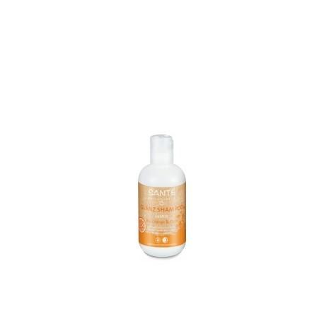 Shampoo Lucentezza con Arancio e Cocco 200ml  - SANTE NATURKOSMETIK