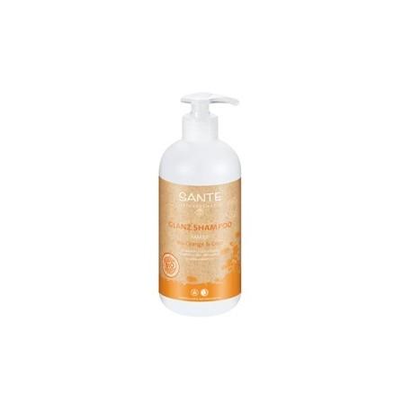 Shampoo Lucentezza con Arancio e Cocco 500ml - SANTE NATURKOSMETIK