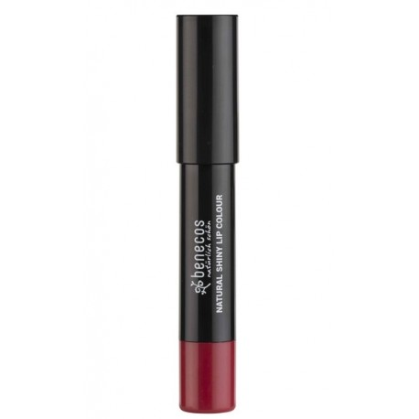 Shiny Natural Lip Colour Silky Tulip - BENECOS