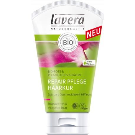 Balsamo rosa e cheratina vegetale - LAVERA