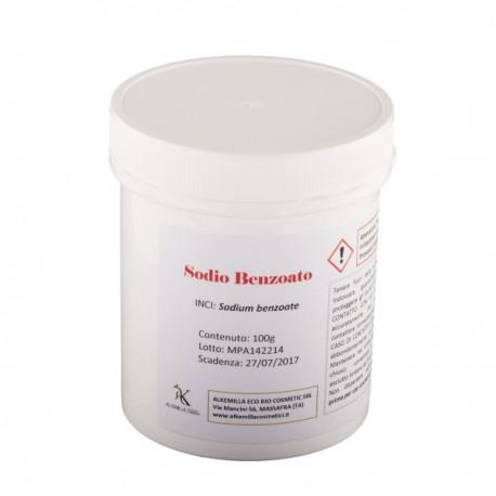 Sodio Benzoato puro - ALKEMILLA