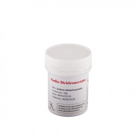 Sodio Deidroacetato Anidro - ALKEMILLA