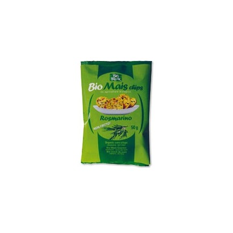 Bio Mais Chips Rosmarino - BIO BREAK