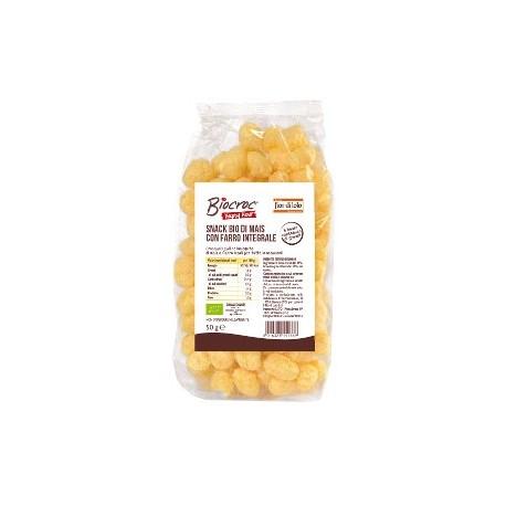 Biocroc Snack al Farro Bio - FIOR DI LOTO