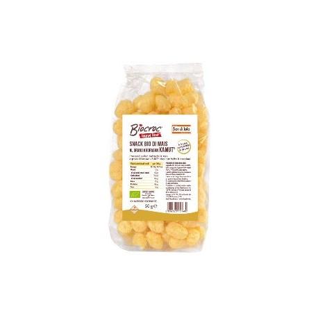 Biocroc Snack al Kamut Bio - FIOR DI LOTO