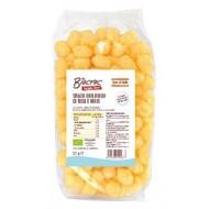 Biocroc Snack di Riso e Mais Bio - FIOR DI LOTO