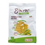Biocroc Triangoli di Mais - FIOR DI LOTO