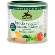 Brodo Vegetale Granulare senza Grassi -  ALCE NERO