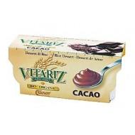 Budino di Riso Bio al Cacao - VITARIZ