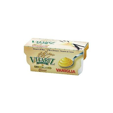 Budino di Riso Bio alla Vaniglia - VITARIZ