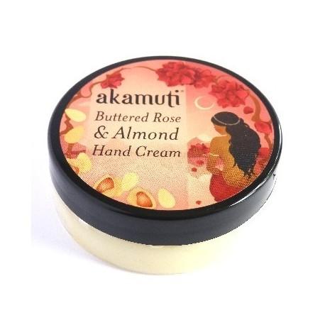 Buttered Rose & Almond Hand Cream - AKAMUTI