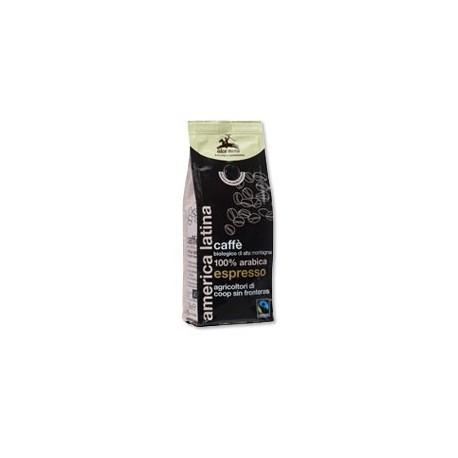 Caffè 100% Arabica per Macchina Espresso - ALCE NERO