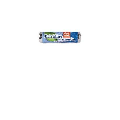 Caramelle Brividine alla Menta in Stick -  BAULE VOLANTE