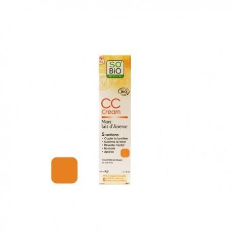 CC Cream Latte d'Asina - SO' BIO ETIC