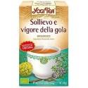 Sollievo e Vigore della Gola Bio - YOGI TEA