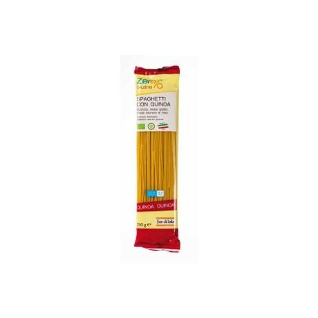 Spaghetti con Quinoa Bio - Zero% Glutine - FIOR DI LOTO