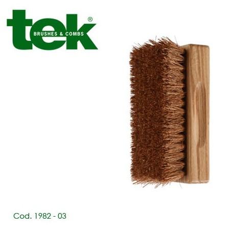 Spazzola massaggio corpo con setole in cocco 1982-03 (medium) - TEK