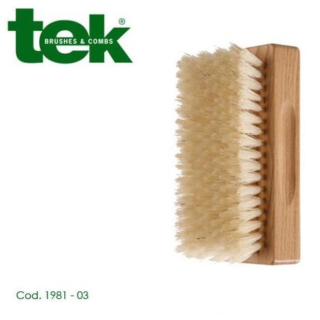 Spazzola massaggio corpo con setole in maialino (soft) 1981-03 - TEK