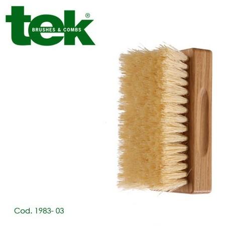 Spazzola massaggio corpo con setole in tampico 1983-03 (hard) - TEK