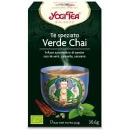 Speziato Verde Chia Bio - YOGI TEA