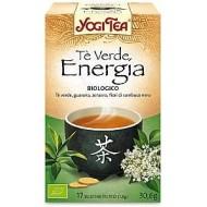 Te' Verde Energia Bio - YOGI TEA