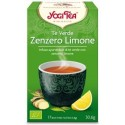 Te' Verde, Zenzero e Limone Bio - YOGI TEA