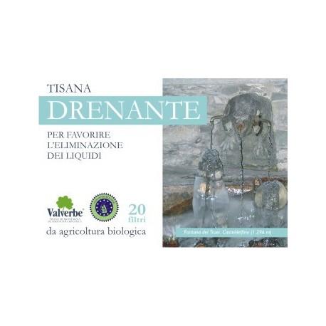 Tisana Drenante - VALVERBE