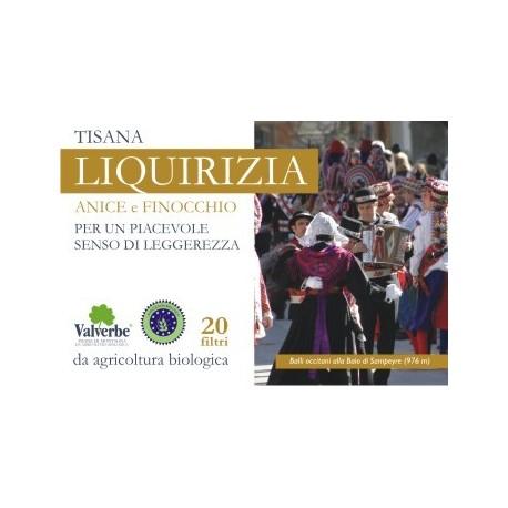 Tisana Liquirizia - VALVERBE