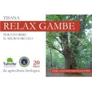 Tisana Relax Gambe - VALVERBE