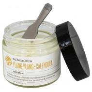 Ylang Ylang + Calendula Deodorant 56 gr - SCHMIDT'S DEODORANT