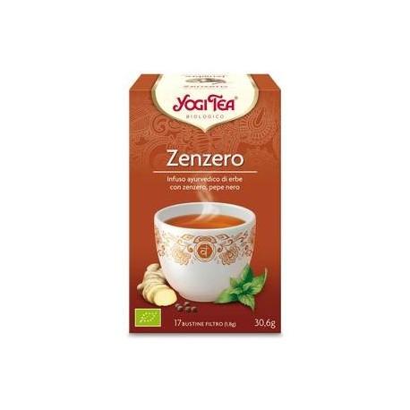 Zenzero Bio - YOGI TEA