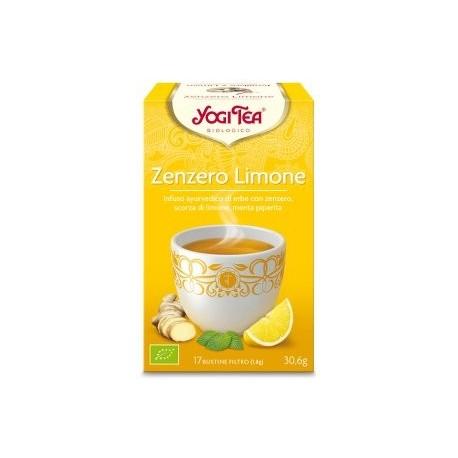 Zenzero Limone Bio - YOGI TEA