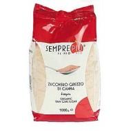 Zucchero di Canna Grezzo Bio - SEMPRE PIU'