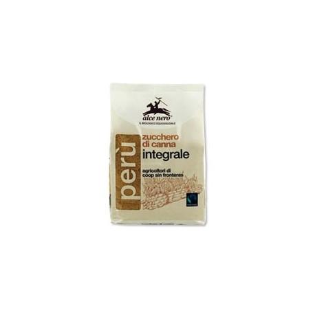 Zucchero integrale di canna Perù - ALCE NERO