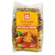 Zuppa Boulgur con Verdure - Taboule' - BAULE VOLANTE