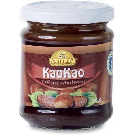 Kaokao - Crema Spalmabile Cacao e Nocciola - ACHILEA