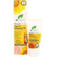 Organic Vitamin E - Scar & Stretch Mark Serum - Siero per Cicatrici e Smagliature alla Vitamina E - DR ORGANIC