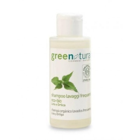 Shampoo Lavaggi Frequenti 100 ml - GREENATURAL